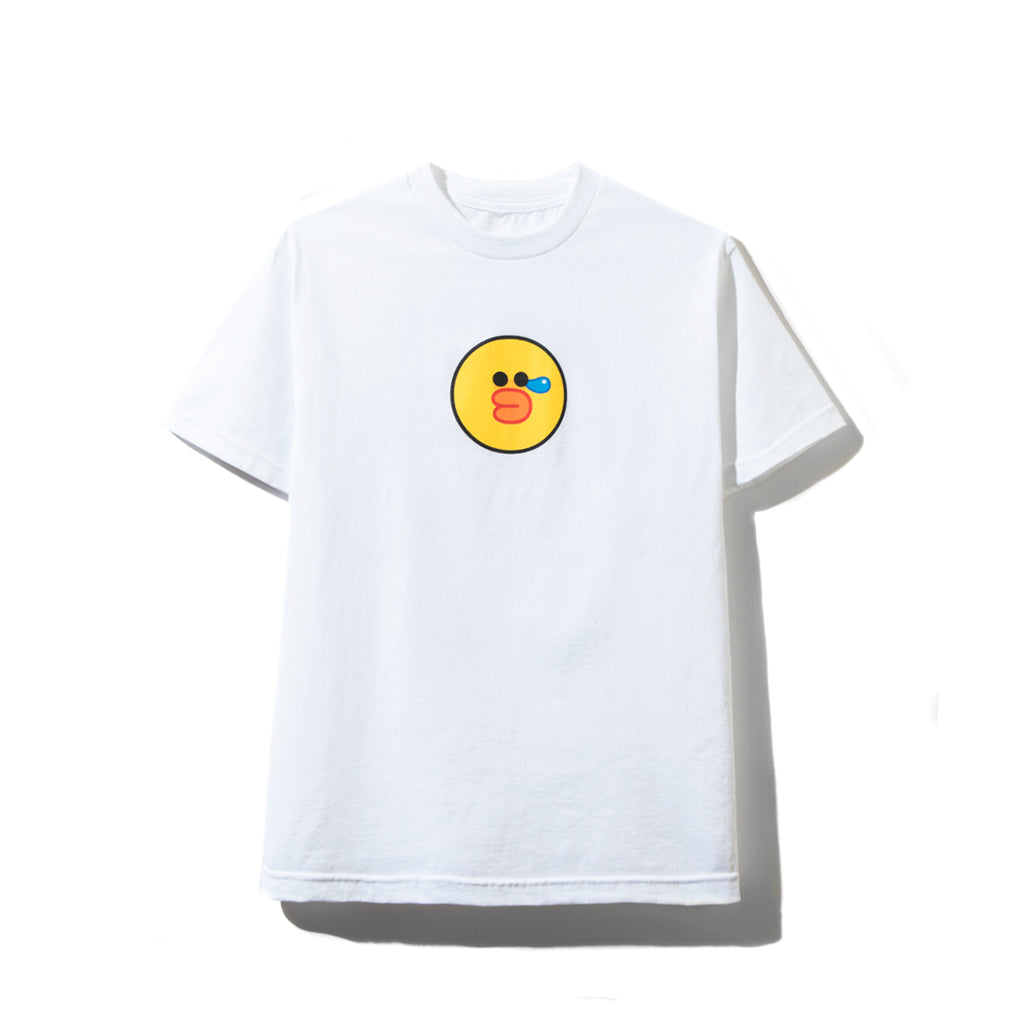LINE FRIENDS | ASSC SALLY WHITE TEE