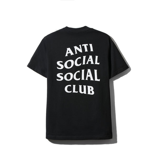LINE FRIENDS | ASSC BROWN BLACK TEE