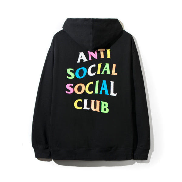 e201c10a943d Sold Out Rainbow Black Hoodie