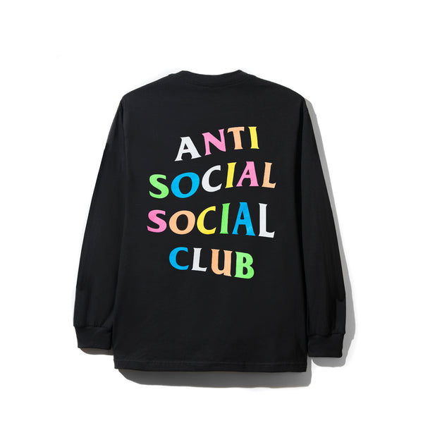 4401c563 Sold Out Rainbow Black Long Sleeve Tee