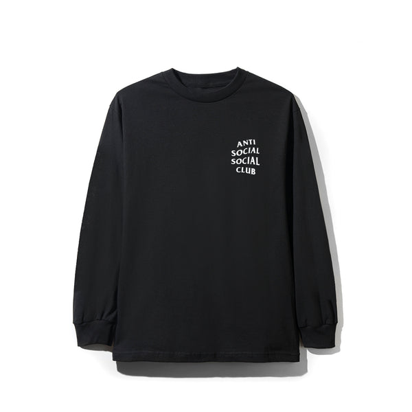 Kkoch Black Long Sleeve Tee