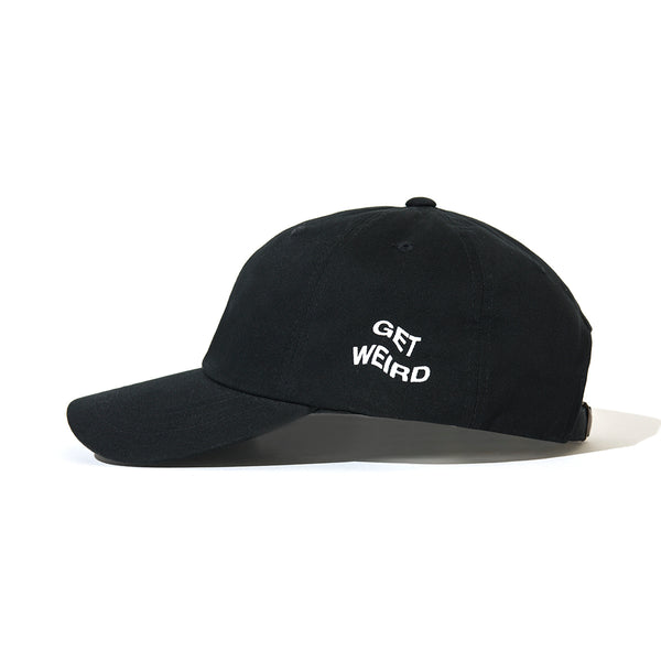 Get Weird Black Cap
