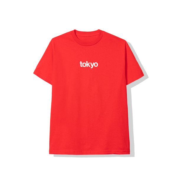 Tokyo Red Tee