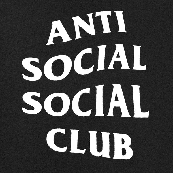 Undefeated | ASSC Club Black Hoodie