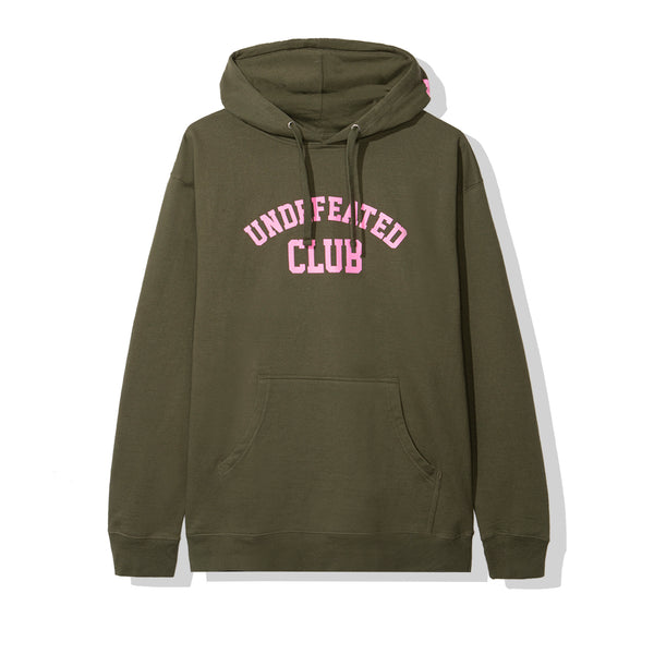 Undefeated | ASSC Club Army Hoodie