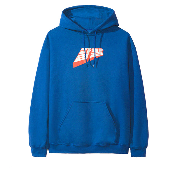 Midnight Club Blue Hoodie