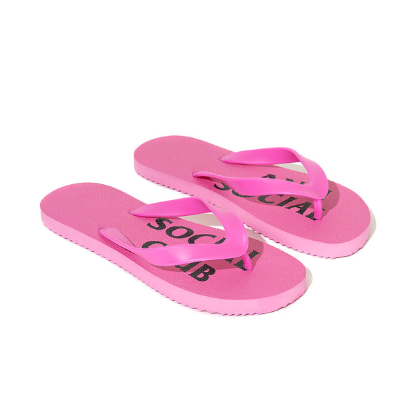 UFO Pink Slippers