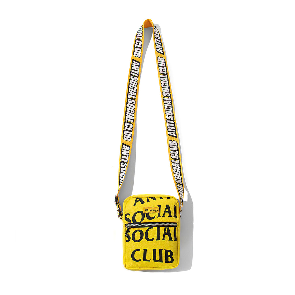 It's The Remix Yellow Side Bag