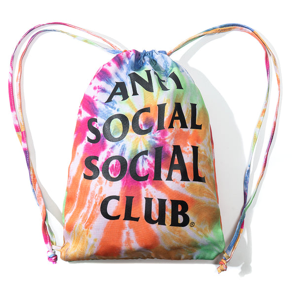 Estilo Hippie Tie Dye Rainbow Bag