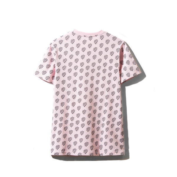 Over You Pink Tee