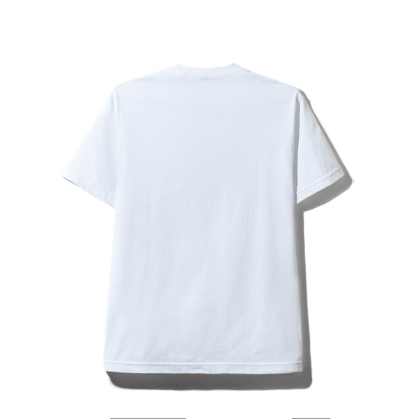 Mall Grab White Tee