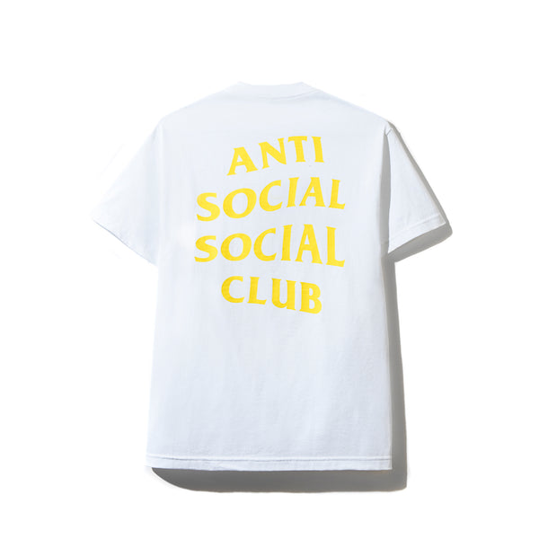 Self Doubts White Tee