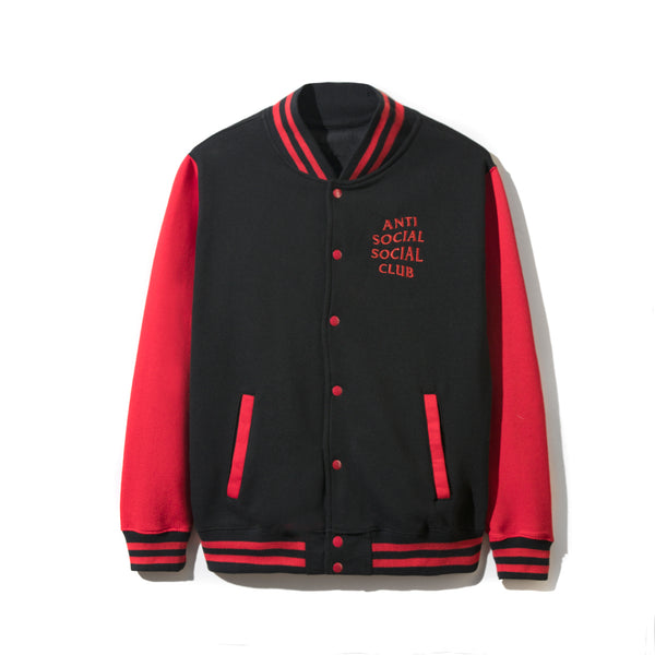 Dropout Red/Black Letterman