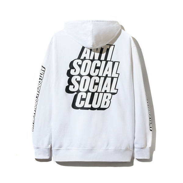 1aba623a397b Sold Out Block Me White Hoodie