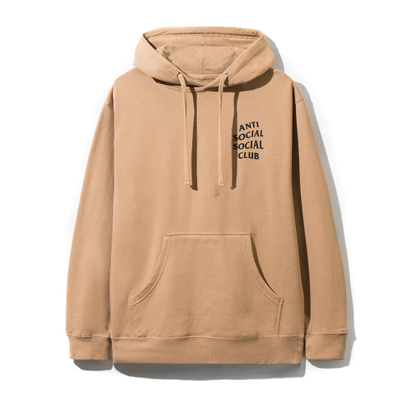 Fuck Everyone Its Just You In The End Sand Hoodie