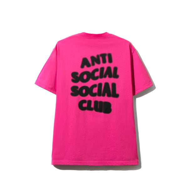 Negativity Is Love Hot Pink Tee