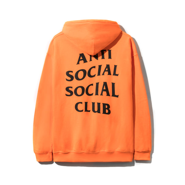 Flamingo Bright Orange Hoodie
