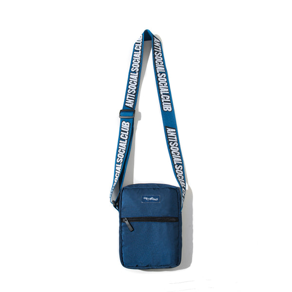 ASSC Navy Side Bag