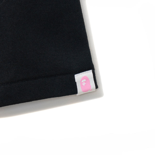 Bape x Assc Blue Box Black Tee