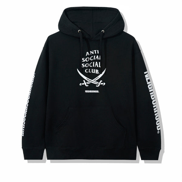 Neighborhood X Assc 6IX Black Hoodie