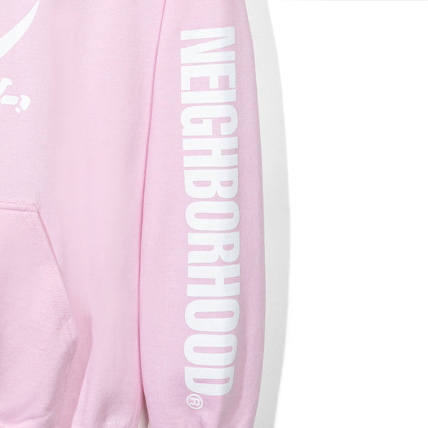 Neighborhood X Assc 6IX Pink Hoodie