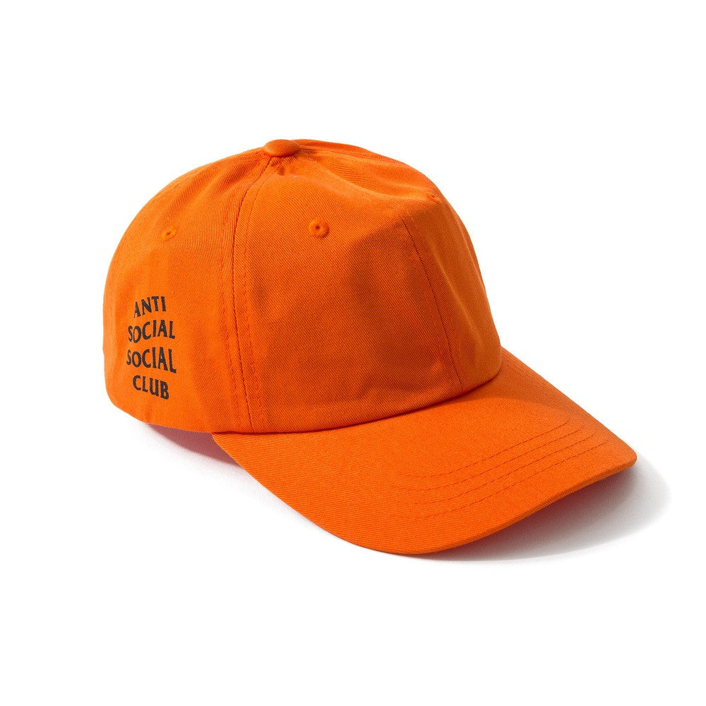 WEIRD CAP - ORANGE