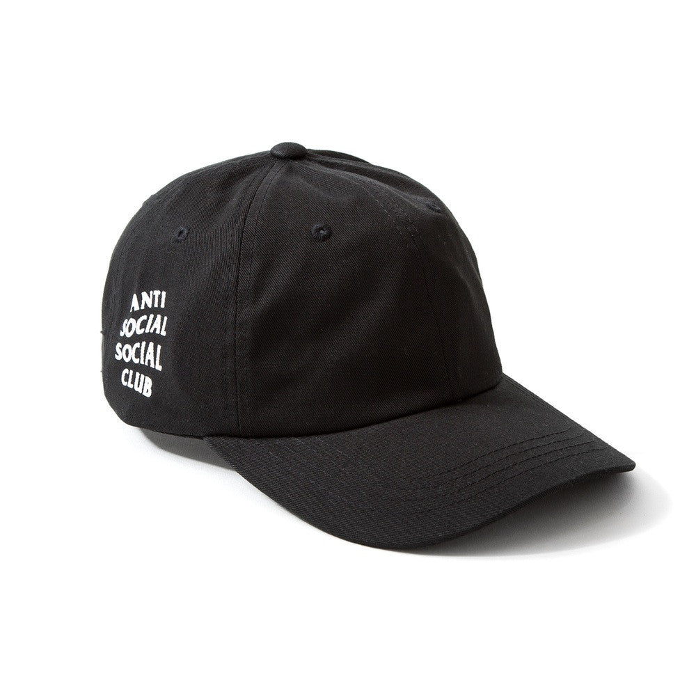 WEIRD CAP - BLACK