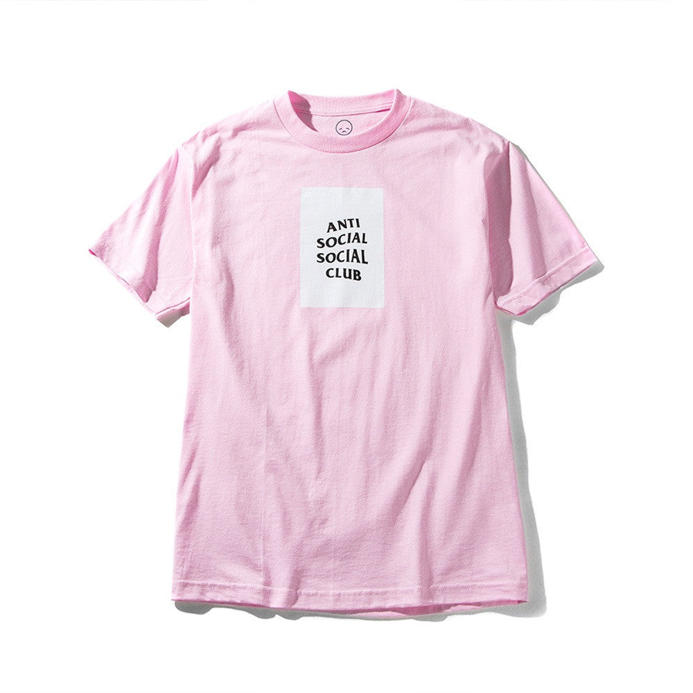 THE CLUB TEE PINK