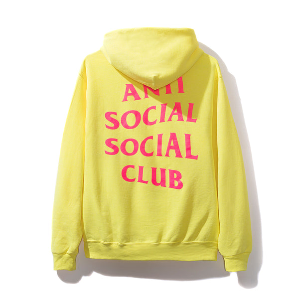 EOS Yellow Hoodie