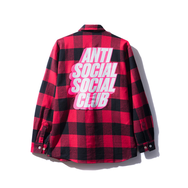 Blocked Logo - Red Flannel