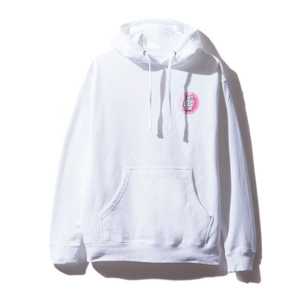 Surfs Up White Hoodie