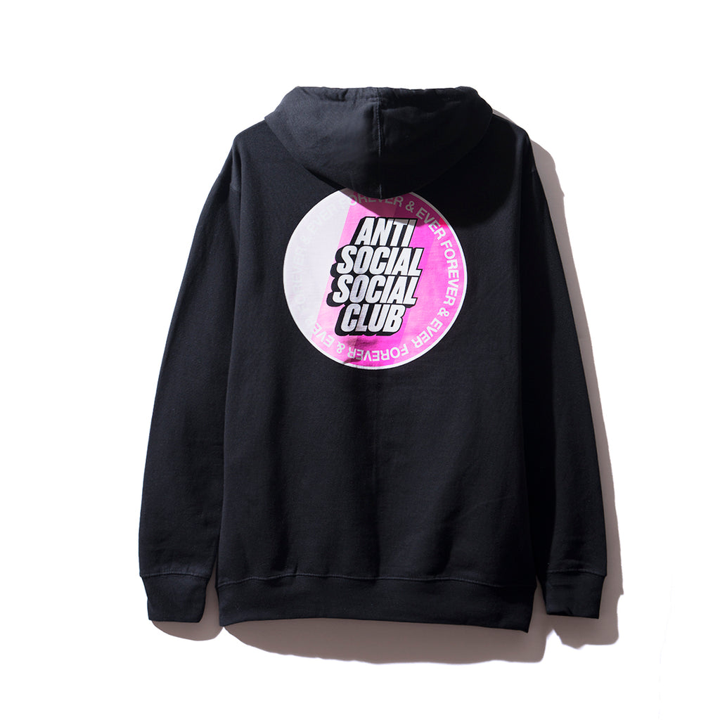 Surfs Up Black Hoodie