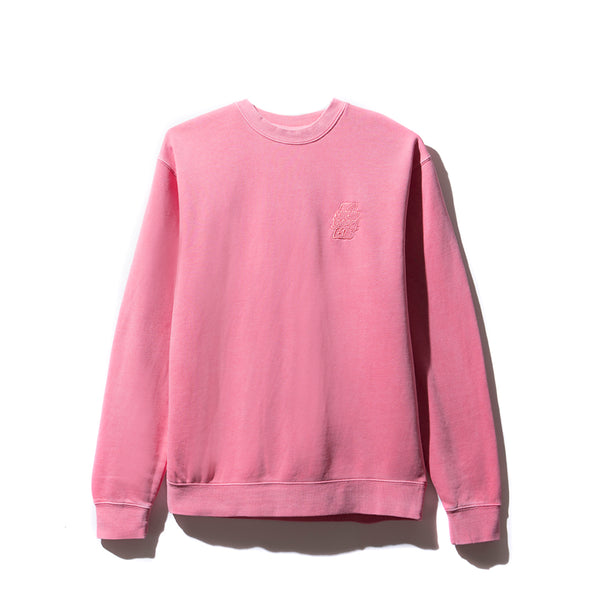 Invincible Pink Crewneck