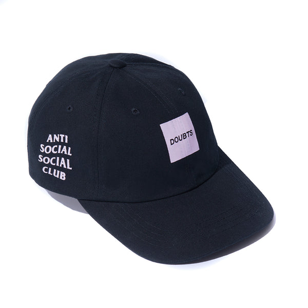 Doubts Black Cap