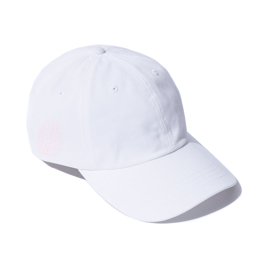 Blocked White Cap
