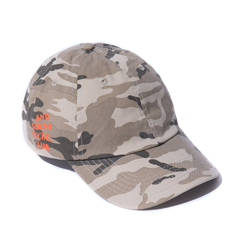 50 Degrees Tan Camo Cap