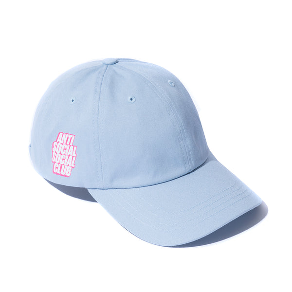 Blocked Sky Blue Cap
