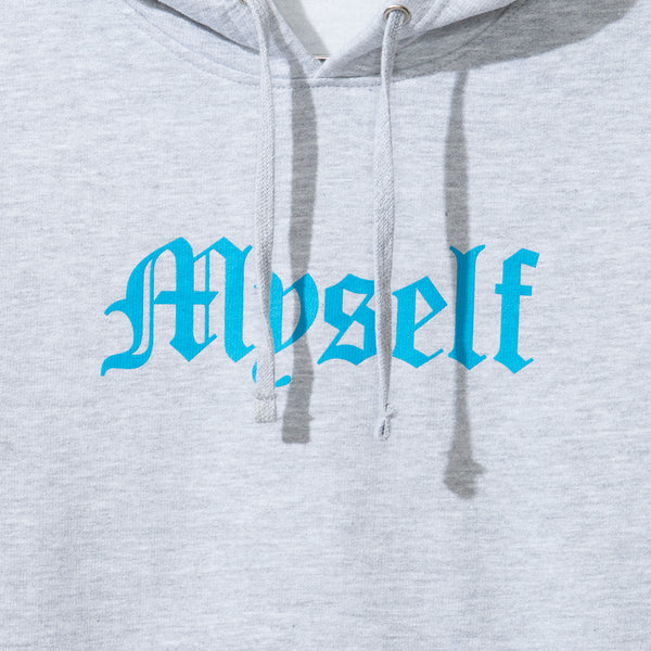 Myself Grey Hoody