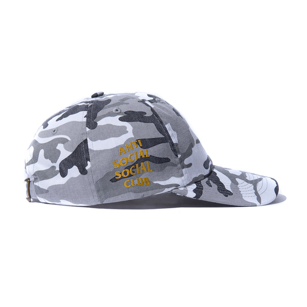50 Degrees Snow Camo Cap