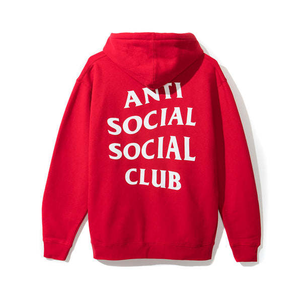 Banchan Red Hoody