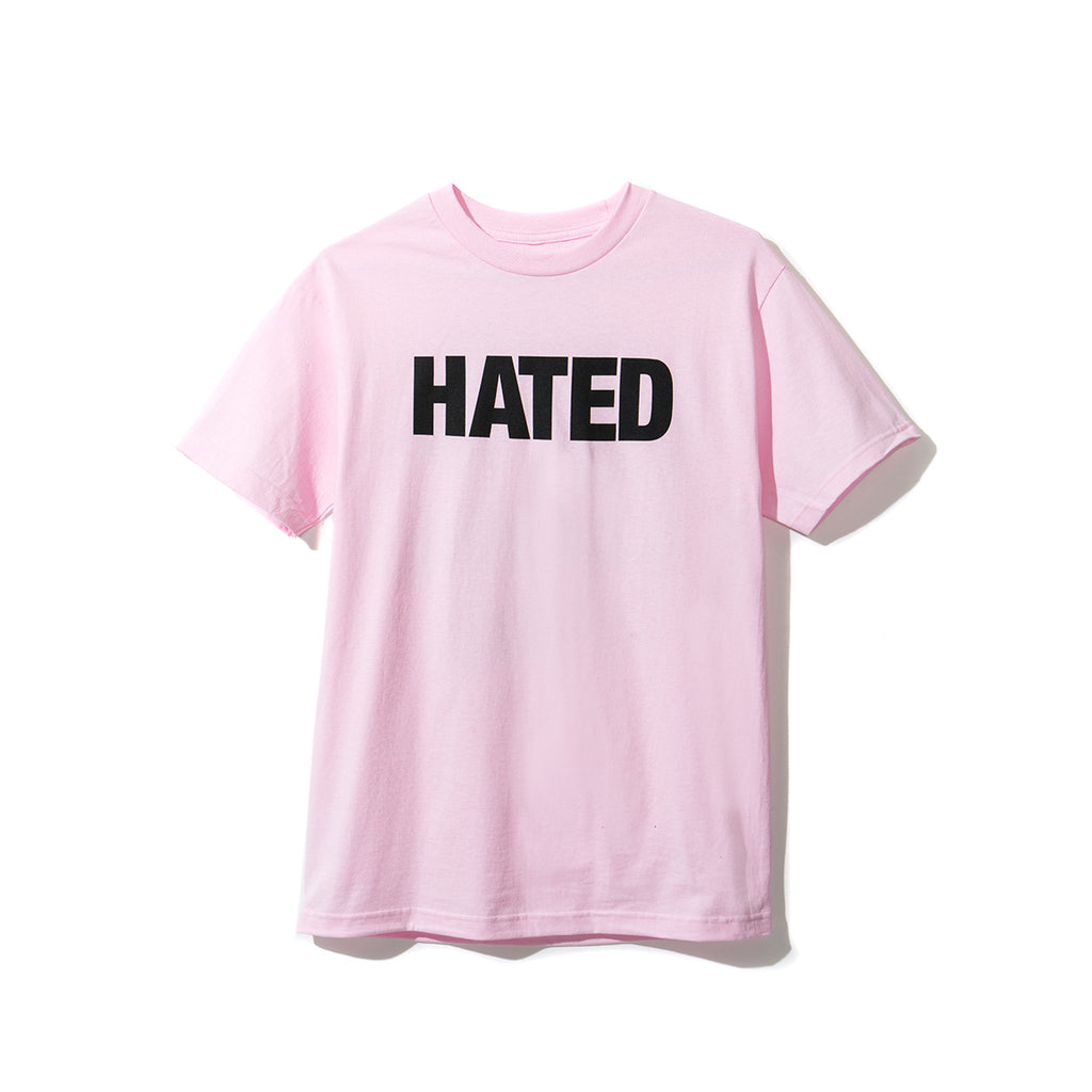 Hated Pink Tee