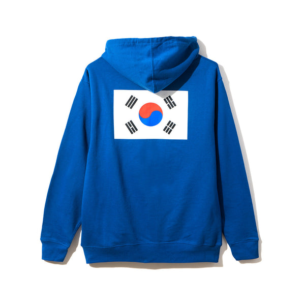 The Drive Royal Blue Hoodie