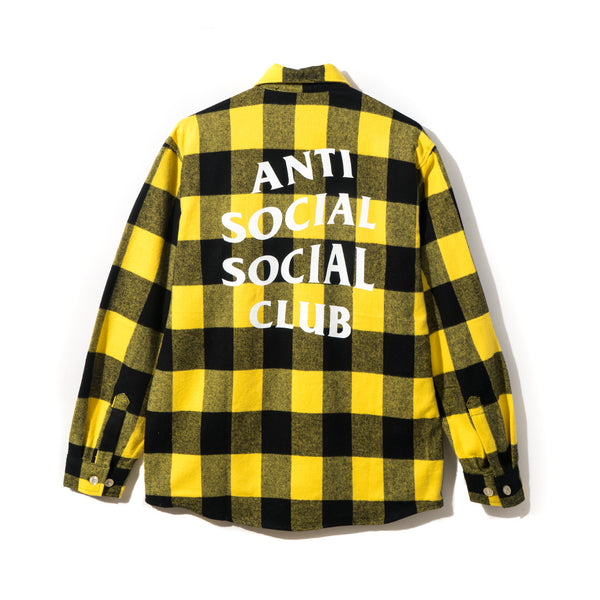 Canal St. Flannel