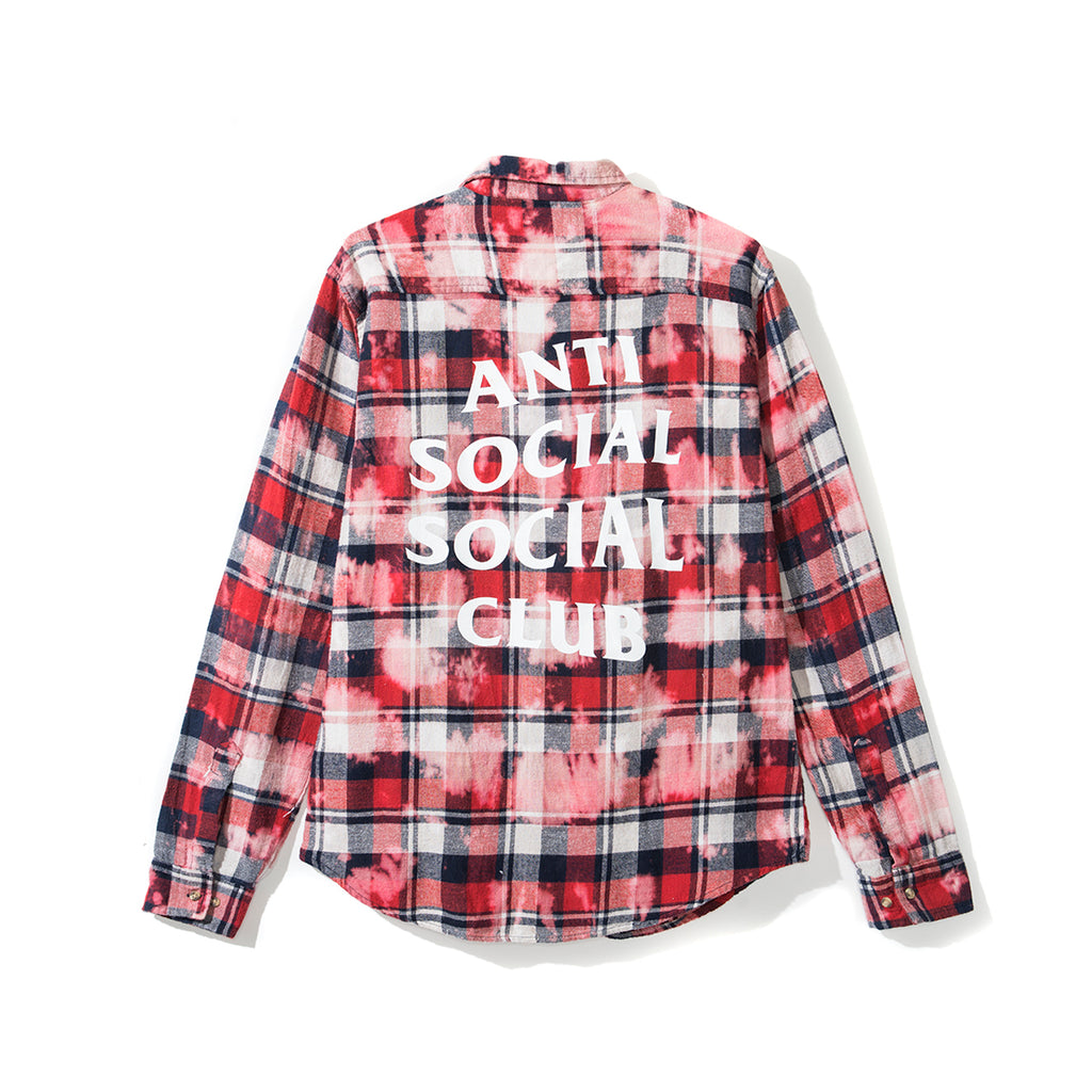 PSY Red Flannel