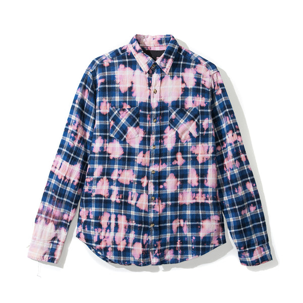 PSY Blue Flannel