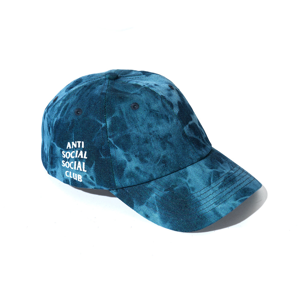 COWBOY Navy / Green Denim WEIRD CAP