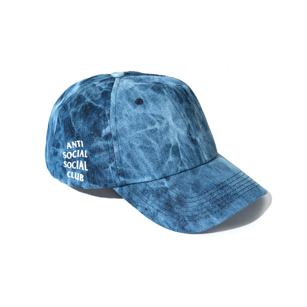COWBOY Denim/Navy WEIRD CAP