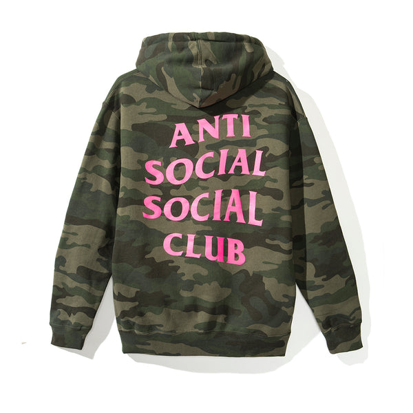 Break Me Camo Hoody