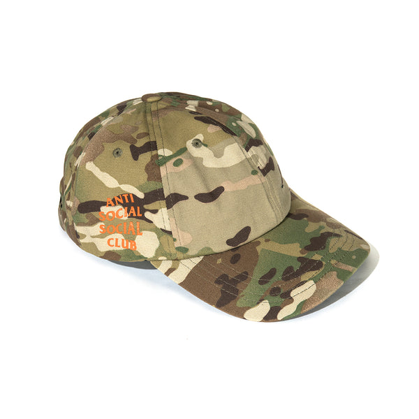 Multicam WEIRD CAP