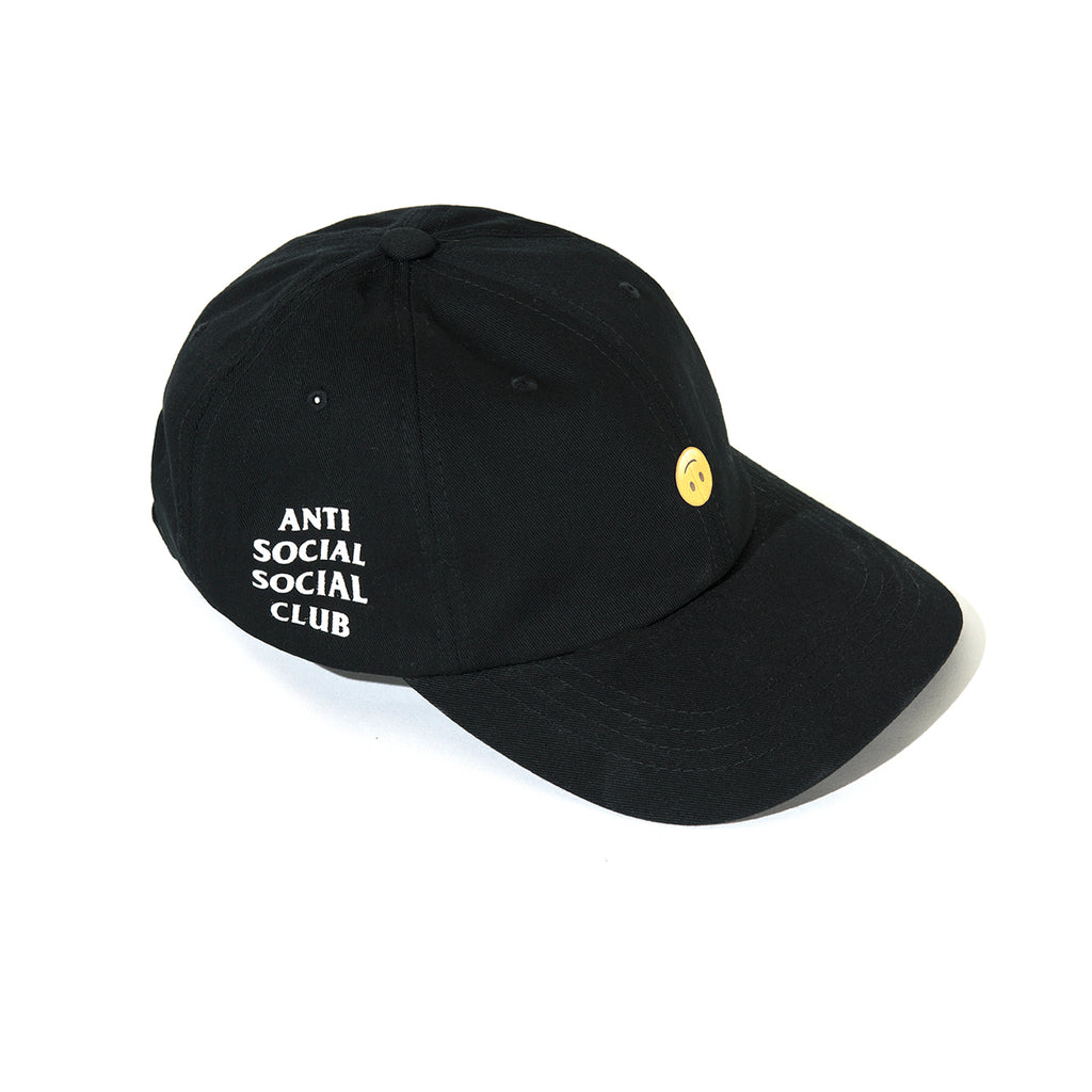 HMU WEIRD CAP Black